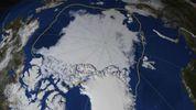 Арктические льды рекордно сократились: в NASA показали впечатляющее видео