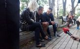 Мужчина объяснил, почему хотел прыгнуть с моста в Киеве