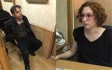 Нападение на журналистку в Москве: появилось видео проникновения злоумышленника на радиостанцию