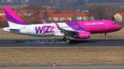 Wizz Air открывает новое направление из Львова в европейский город