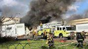 На фабрике в США произошел взрыв: есть погибший и много раненых