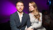 Ольга Фреймут трогательно призналась в любви мужу в день его рождения
