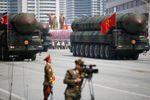 Північна Корея розробляє біологічну зброю, – The Washington Post