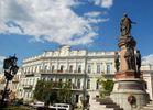 Памятник Екатерине II в Одессе хотят демонтировать