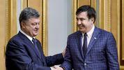 """Саакашвили признался, или говорил с Порошенко после """"прорыва на границе"""""""