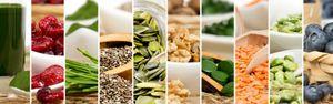 Шість кроків для здорового харчування: інфографіка