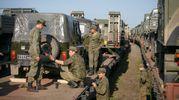 Росія може розмістити склади зі зброєю та військовою технікою  в Білорусі