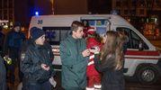 Травмы лица и боль: в центре Киева работники пиццерии побили посетителей