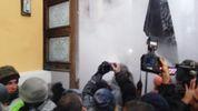 У поліції оприлюднили свою версію подій під колишнім Жовтневим палацом у Києві
