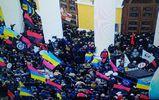"""Полиция обвинила сторонников Саакашвили в использовании """"сильного газа"""""""