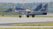 Військовий літак розбився у Польщі: деталі інциденту