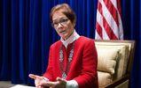 Посол США в Україні озвучила позицію Сполучених Штатів і у справі щодо Міхеїла Саакашвілі