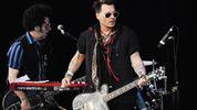 Известный голливудский актер может стать гитаристом Мэрилина Мэнсона