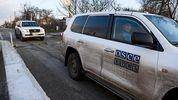 Наблюдатель СММ ОБСЕ погиб на Донбассе