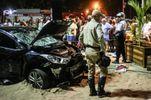 В Ріо-де-Женейро авто врізалося в натовп: фото