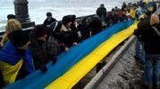 Від Заходу до Сходу, від Півночі до Півдня: Порошенко привітав українців з Днем соборності