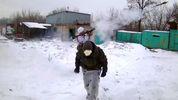 """Боевики показали, как тренируют свой """"штурмовой батальон"""""""