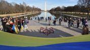 В США почтили память Героев Небесной сотни: фото