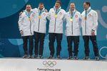 Олимпиада-2018: на награждении победителей по керлингу произошла курьезная ошибка