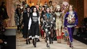 Тиждень моди у Мілані: фото найрозкішніших образів з показу Dolce & Gabbana