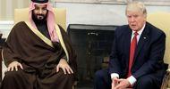 """Трамп обговорить із принцом Саудівської Аравії шляхи """"покарання"""" Росії за Сирію, – The Hill"""