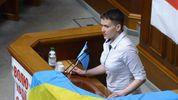 Савченко заявила, что начинает голодовку