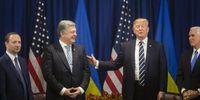 Порошенко подякував Трампу за серйозну фіндопомогу для України