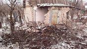 Российские оккупационные силы цинично обстреляли Авдеевку: опубликованы фото
