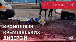 Харьков в плену террора. Хронология кремлевских диверсий