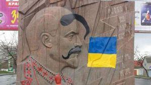 Ленін став козаком
