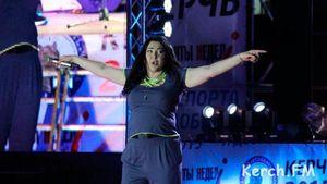 З'явилось відео ганебного виступу Лоліти в Криму