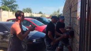 Экс-беркутовцы жестоко избили россиян в Крыму