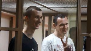 Провал Геббельс-ТВ: ірландський режисер привітав Сенцова в прямому ефірі Lifenews
