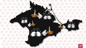 Все, що потрібно знати про енергетичну блокаду Криму