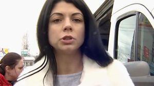 Жінка-хуліганка збила поліцейського через зауваження