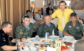 Російського співака в Одесі побили пляшкою горілки