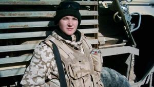 Обнародовали скандальные факты из прошлого Надежды Савченко