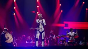 ONUKA продолжает бить рекорды по популярности после выступления на Евровидении-2017