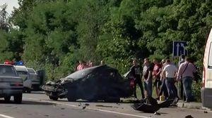 Резонансна ДТП за участі олігарха Димінського: жінка померла, бізнесмен утік