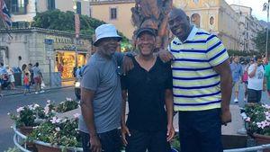 В Италии американских знаменитостей приняли за беженцев