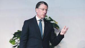 Волкер сделал заявление относительно войны на Донбассе после встречи с Сурковым