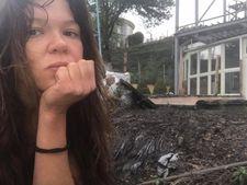 У будинок відомої співачки Руслани влучила блискавка: з'явились шокуючі фото згарища