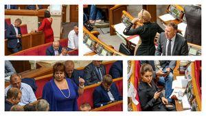 Яким вбранням вражають депутатки у Верховній Раді: яскравий фоторепортаж