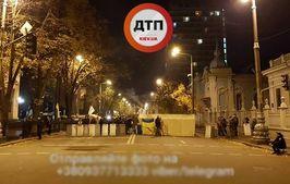 Протесты в Киеве: на фото показали, как прошла ночь в палаточном городке под Радой