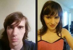 Парень полтора года снимал, как превращается в девушку: невероятные фото