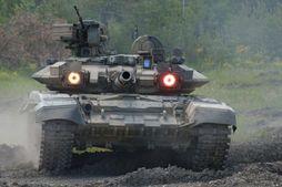 Российские танки пересекли украинскую границу в Луганской области