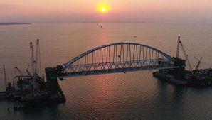 Вже не Керченський міст: окупанти змінили назву моста між Росією та анексованим Кримом