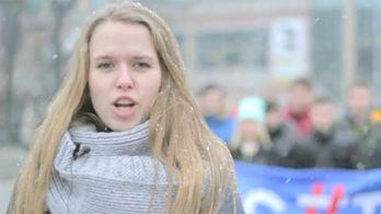 Російські студенти зняли відеовідповідь українським одноліткам