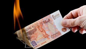 Санкции Запада добивают предприятия России