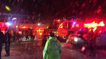 В Канаде самолет выехал за пределы взлетно-посадочной полосы: 25 пострадавших